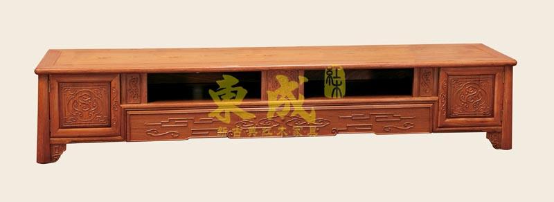 东成红木迎福2.16米地柜